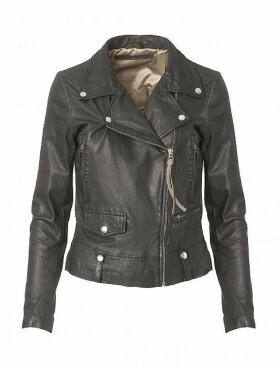 Munderingskompagniet - Seattle New Thin Leather Jacket