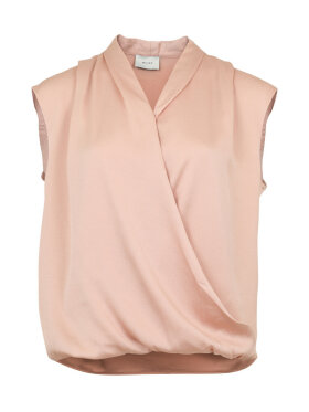 Neo Noir - Caroline Satin Top