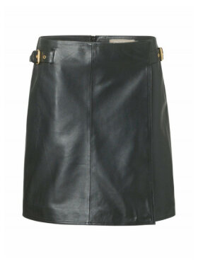 Plus Fine - Eligio buckel skirt