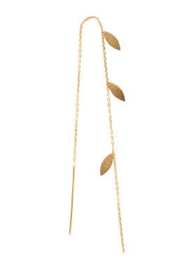Stine A - Three Leaves earring