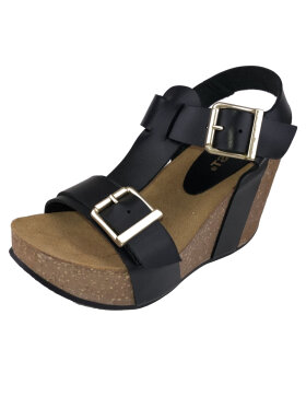 Amust - Laura High Wedge Cork