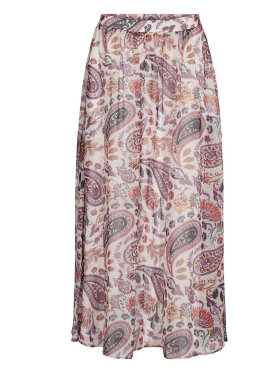 Co'Couture -  Enzel Paisley Maxi Skirt