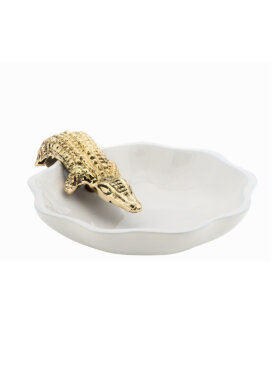 Anna + Nina - Trinket Dish Alligator