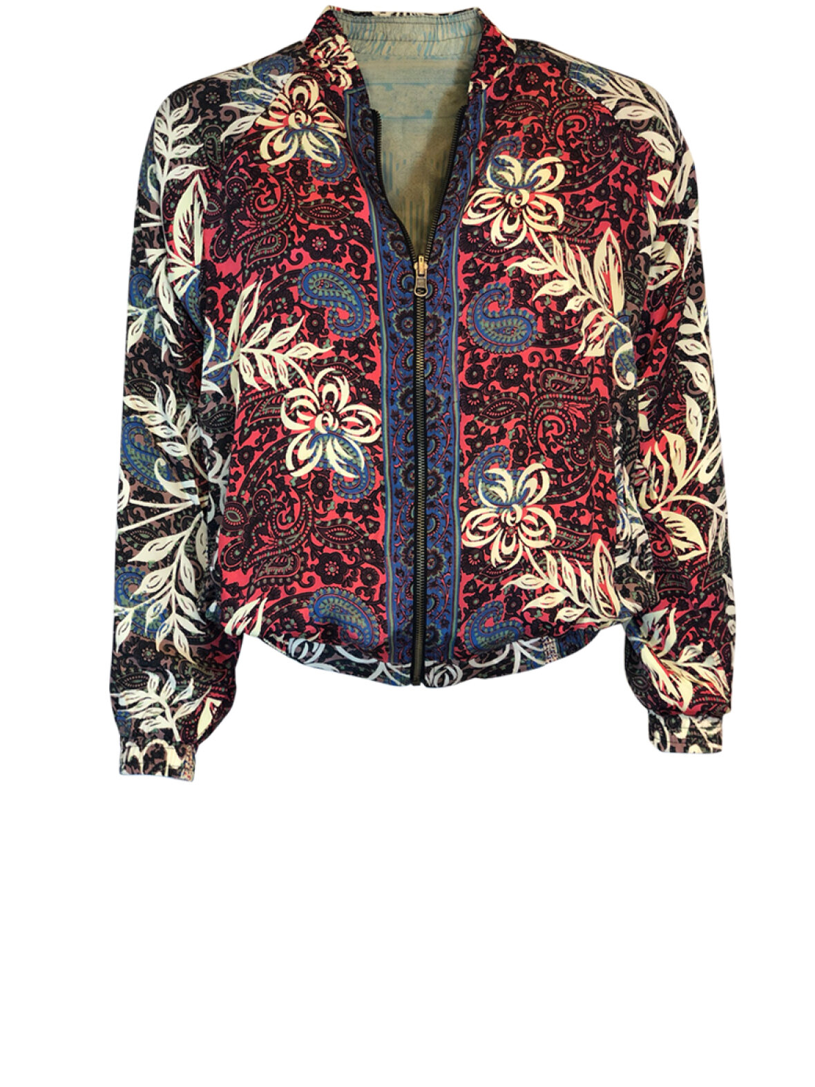 A'POKE LUNA Jacket Multiflower