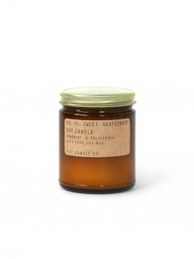 P.F. Candle Co. - NO. 10 Sweet Grapefruit Soy Candle Standard