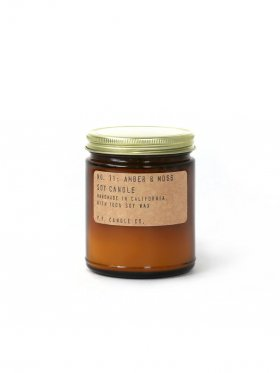 P.F. Candle Co. - NO. 11 Amber & Moss Soy Candle Standard