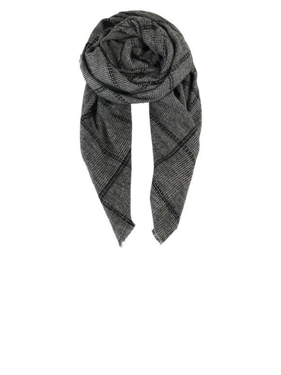 Black Colour - Denver Tørklæde