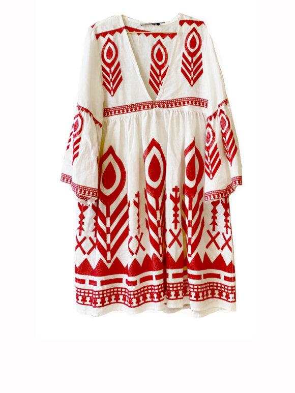 Greek Archaic Kori - Short Dress