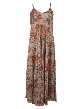 Black Colour - Luna Strap Dress