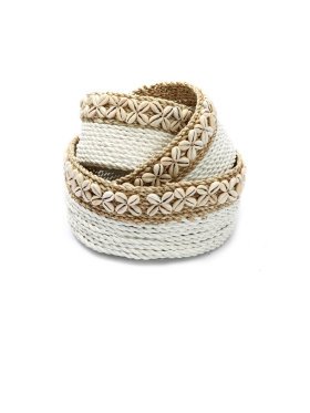 Bazar Bizar - The White Sunday Basket Large
