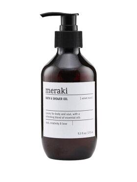 Meraki - Bath & Shower Oil Velvet Mood