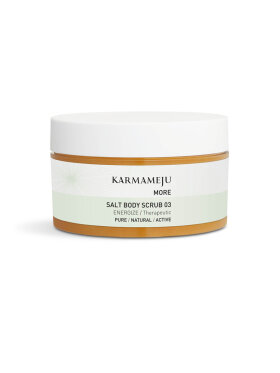 Karmameju - Salt Body Scrub 03 More