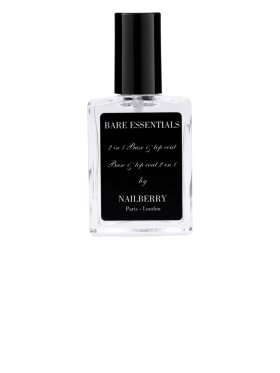Nailberry - Bare Essentials 2 in 1 Base & Top Coat