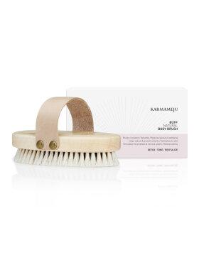Karmameju - Buff Natural Body Brush
