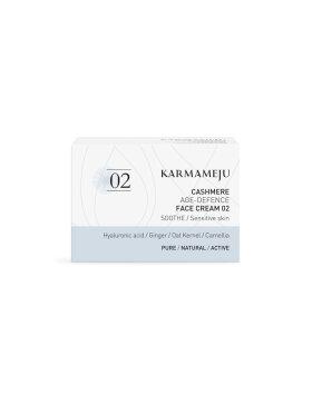 Karmameju - Face Cream 02 Cashmere