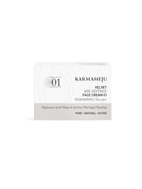 Karmameju - Face Cream 01 Velvet