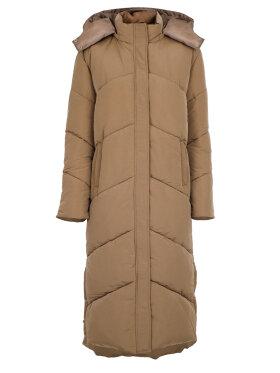 Neo Noir - Taran Puffer Coat