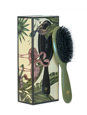 Fan Palm - Hair Brush Water Lily Small