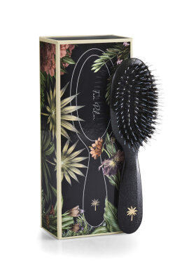 Fan Palm - Hair Brush Stardust Small