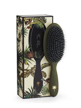 Fan Palm - Hair Brush Jungle Medium