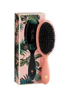 Fan Palm - Hair Brush Flamingo Medium