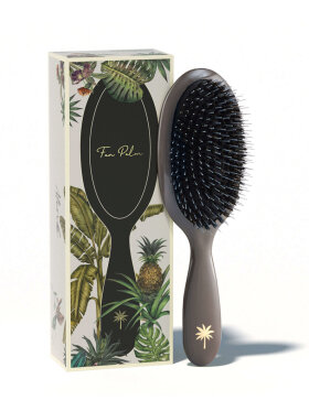 Fan Palm - Hair Brush Mink Medium