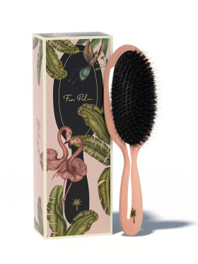 Fan Palm - Hair Brush Blush Medium