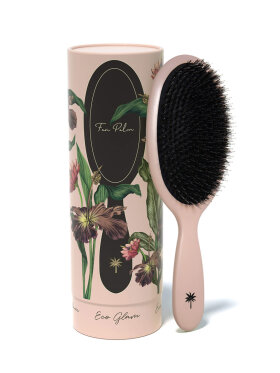 Fan Palm - Hair Brush Eco Glam Nude Large