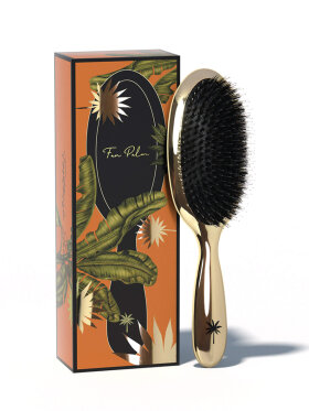 Fan Palm - Hair Brush Lux Hollywood Medium