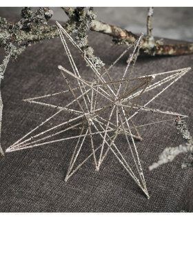 House Doctor - Ornament Star Large