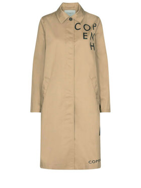 Copenhagen Muse - CMPlot Logo Co Rainjacket