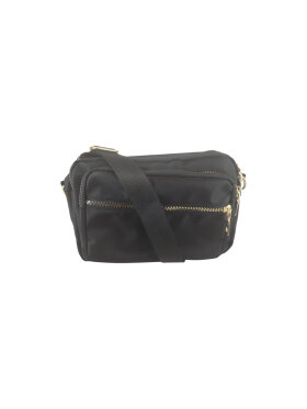 Black Colour - Viggy Nylon Bag