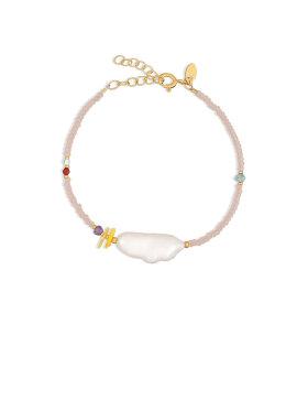 By Thiim - Pink Ocean Bracelet