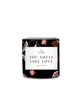 The Gift Label - Candletin Fresh Cotton