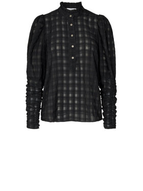 Co'Couture - Rowland Puff Sleeve Shirt