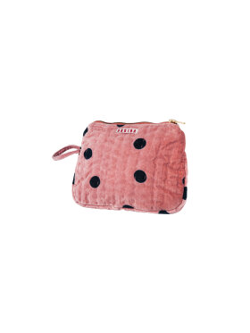 Habiba - Milla Velvet Toilet Bag Small