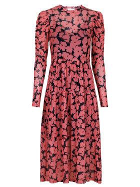 Neo Noir - Marie Big Flower Mesh Dress