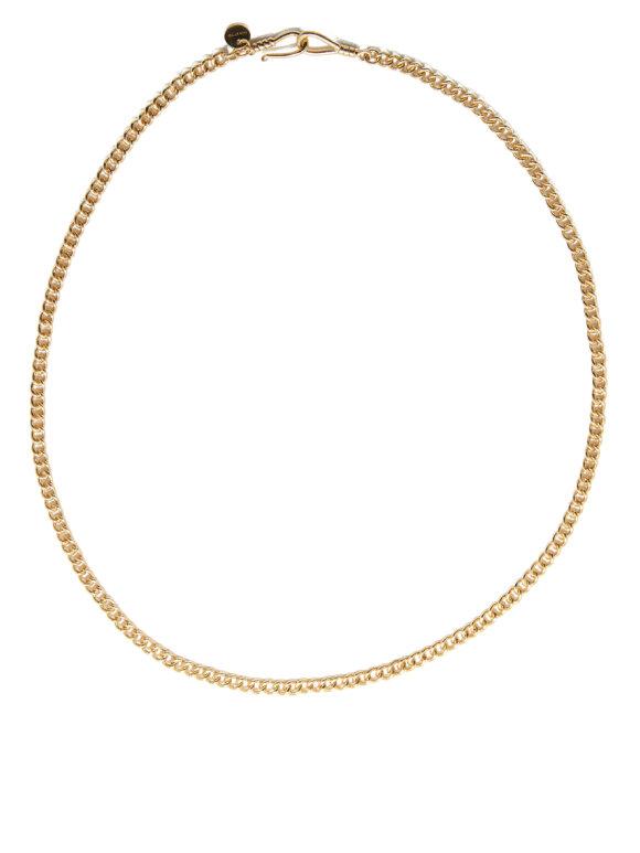 MIMI ET TOI - Mauve Necklace