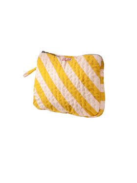 Habiba - Virginia Patchwork Toilet Bag Large