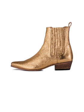 Ivylee - Bailey Gold Boots