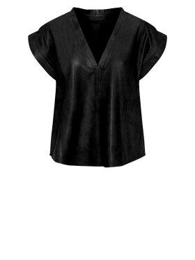 Munderingskompagniet - Spider Thin Leather Top