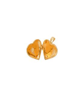 Anna + Nina - Heart Of Gold Necklace Charm