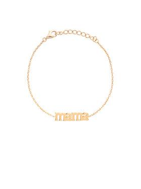 Sui Ava - Mama Text Bracelet