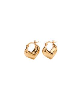 Pico - Rebecca Hoops Earring