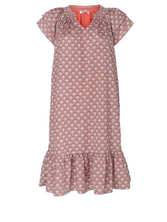 Co'Couture - Sunrise Crop Saki Dress