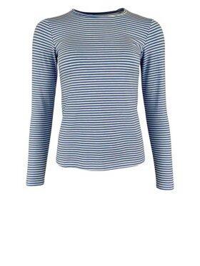 Black Colour - Polly l/s Striped T-shirt