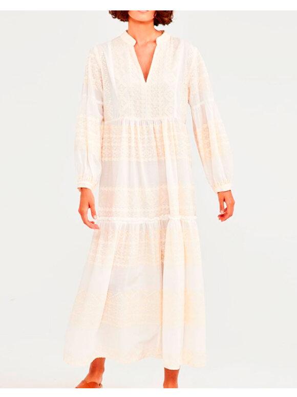 Greek Archaic Kori - Midi Dress
