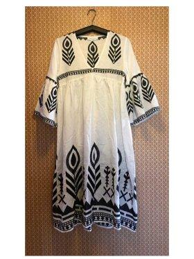 Greek Archaic Kori - Embroidery Dress