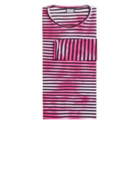 Nørgaard Paa Strøget - 101 Regular Tie Dye Stripe T-shirt
