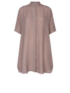 Co'Couture - Amalie Check Tunic Shirt